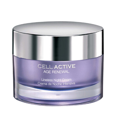 Bruno Vassari Cell Active Lineless Night Cream - Soós Ágnes kozmetikus