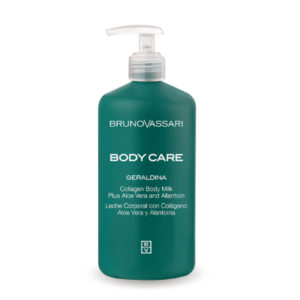 Bruno Vassari Body Care Geraldina Collagen Body Lotion - Soós Ágnes kozmetikus