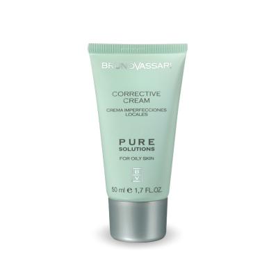 Bruno Vassari Pure Solutions Oil Corrective Cream - Soós Ágnes kozmetikus