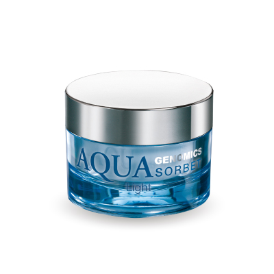 Bruno Vassari Aqua Genomics Light Sorbet Moisturizing Cream - Soós Ágnes kozmetikus